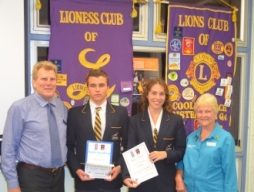 National Australia Bank Lions Youth of the Year Quest