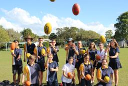 AFL Develops New Skills